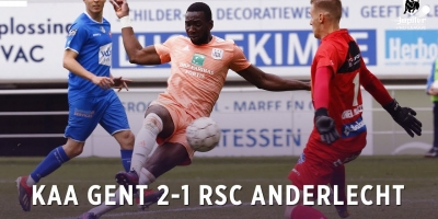 Embedded thumbnail for KAA Gent 2-1 RSCA 19/05/2019