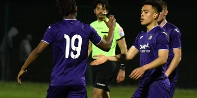 Embedded thumbnail for Friendly U21: RSCA 2-1 KAS Eupen