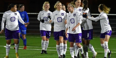 Embedded thumbnail for 48/48 in de Superleague: KRC Genk Ladies 1-4 RSCA Women