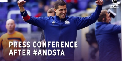 Embedded thumbnail for Press conference after #ANDSTA