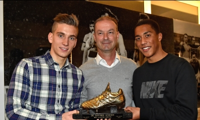 Jean Kindermans, Dennis Praet & Youri Tielemans