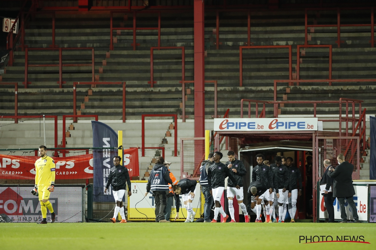 KV Kortrijk - RSC Anderlecht 1-3 © (Photonews - Jimmy Bolcina & Philippe  Crochet) | Officiele website Royal Sporting Club Anderlecht