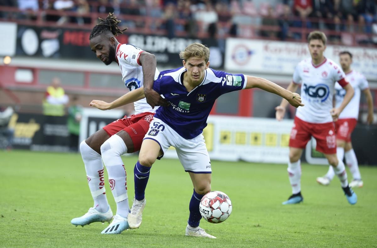 JPL MD04 | KV Kortrijk - RSCA 4-2 | Officiele website Royal Sporting Club  Anderlecht