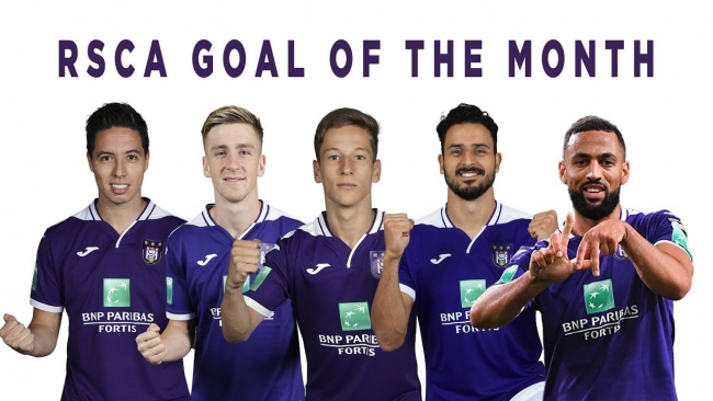 Embedded thumbnail for Goal of the Month: vote now!
