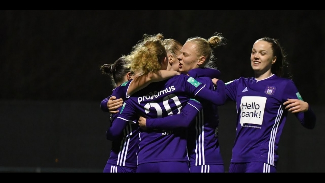 Embedded thumbnail for Women Superleague: RSCA 1-0 Standard