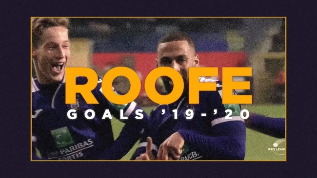 Embedded thumbnail for Roofe's goals '19-'20