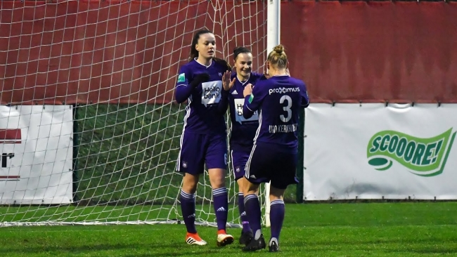 Embedded thumbnail for Women Cup: RSCA 2-0 OHL B