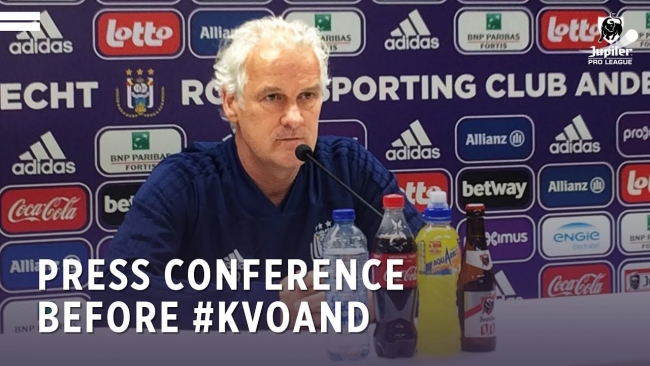 Embedded thumbnail for Persconferentie voor #KVOAND
