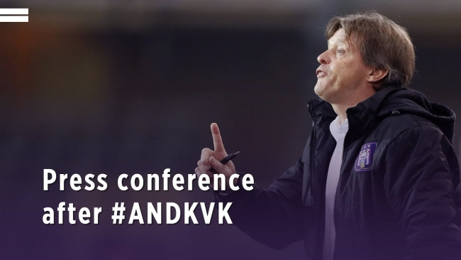 Embedded thumbnail for Press conference after #ANDKVK (0-0)