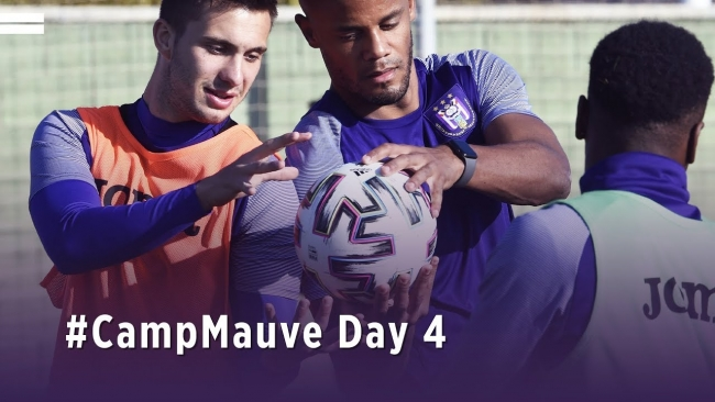 Embedded thumbnail for #CampMauve Day 4