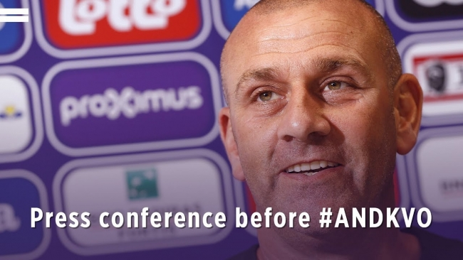 Embedded thumbnail for Press conference before #ANDKVO