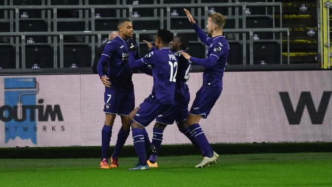 Embedded thumbnail for Highlights: RSC Anderlecht - KRC Genk