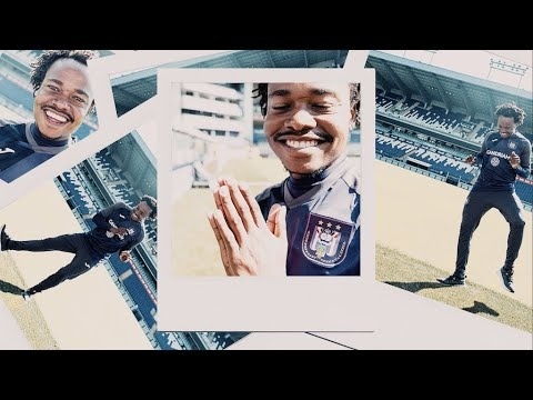 Embedded thumbnail for Percy Tau voetbalt voor RSC Anderlecht