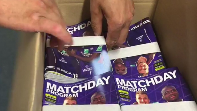 Embedded thumbnail for The Matchday Program gets a makeover