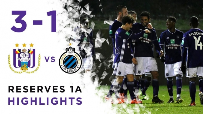 Embedded thumbnail for Play-offs Reserves 1A: RSCA 3-1 Club Brugge