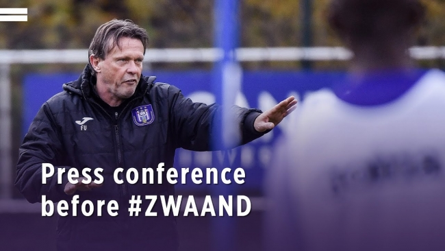 Embedded thumbnail for Frank Vercauteren before #ZWAAND