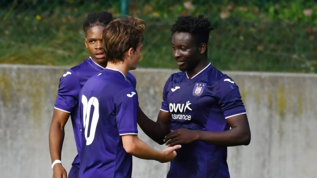 Embedded thumbnail for U21 League : RSCA 4-0 Eupen
