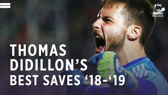 Embedded thumbnail for Thomas Didillon's best saves 2018-2019