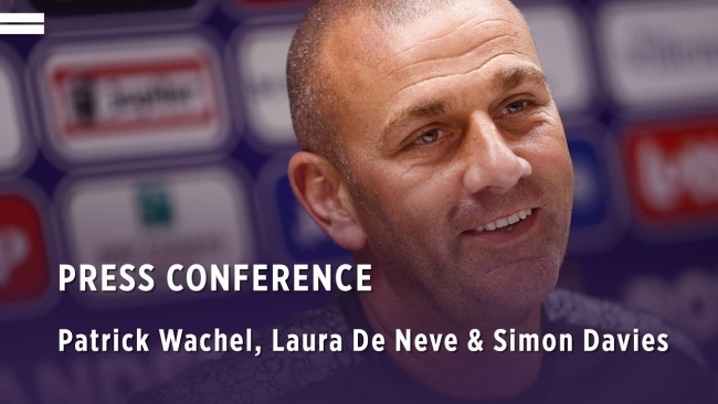 Embedded thumbnail for Press conference with Davies, Wachel & De Neve