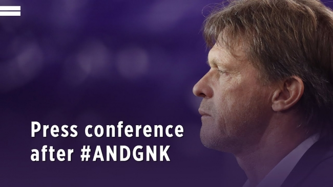 Embedded thumbnail for Press conference after #ANDGNK
