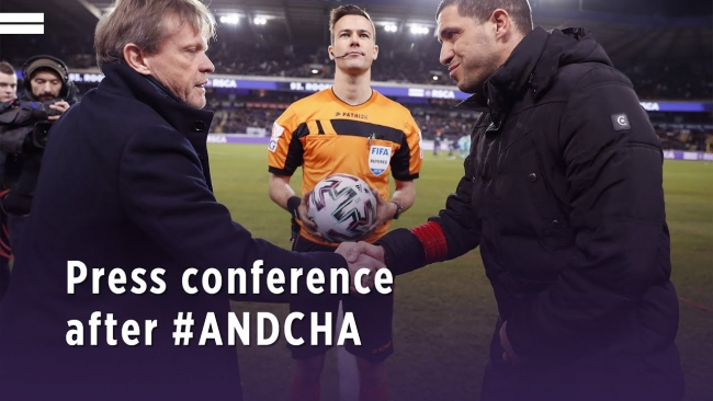 Embedded thumbnail for Conférence de presse après #ANDCHA