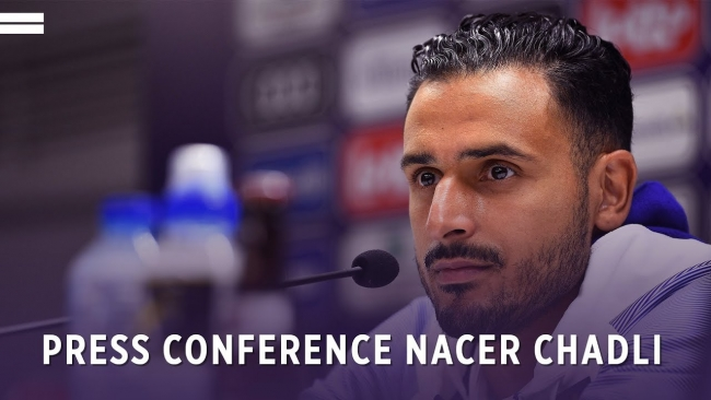 Embedded thumbnail for Press conference with Nacer Chadli