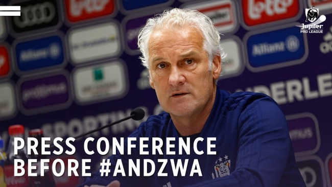 Embedded thumbnail for Conférence de presse avant #ANDZWA