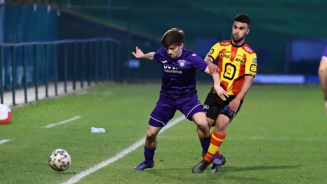 Embedded thumbnail for Friendly U21: RSCA 1-2 KV Mechelen