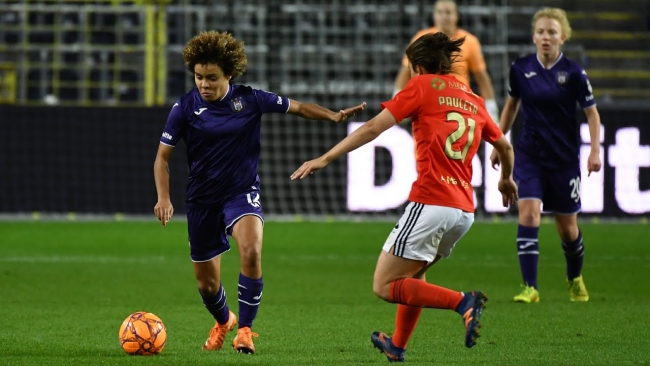 Embedded thumbnail for UWCL: RSCA 1-2 Benfica