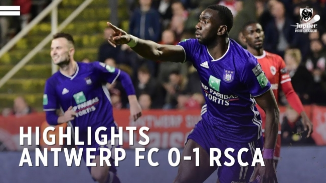 Embedded thumbnail for Relive RSCA's win at Antwerp