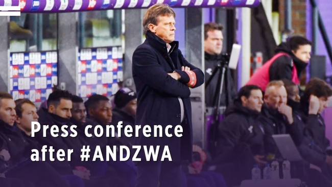 Embedded thumbnail for Press conference after #ANDZWA