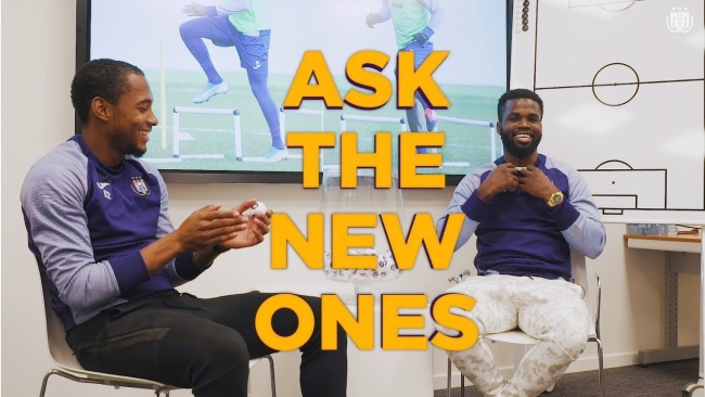 Embedded thumbnail for Ask the new ones | Kemar Lawrence & Amir Murillo
