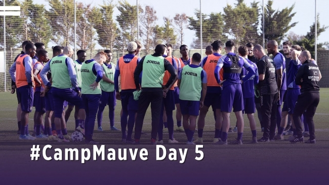 Embedded thumbnail for #CampMauve Day 5