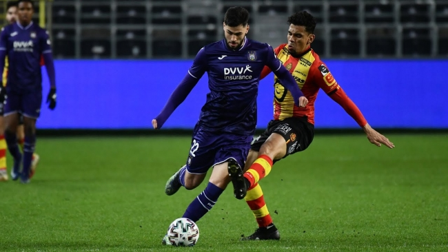 Embedded thumbnail for Highlights: RSC Anderlecht - KV Mechelen