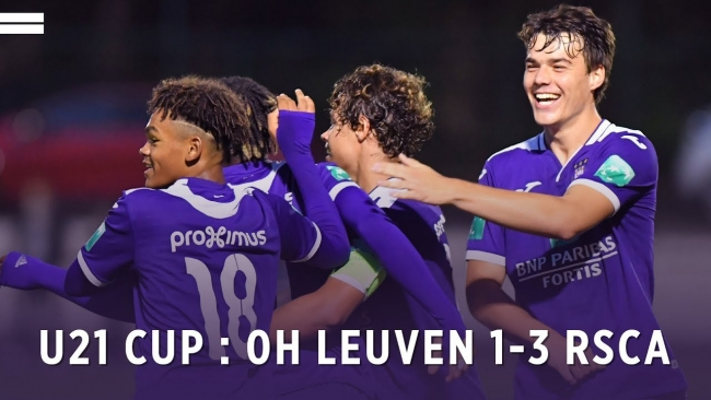 Embedded thumbnail for U21 Cup: first victory of the season against OHL