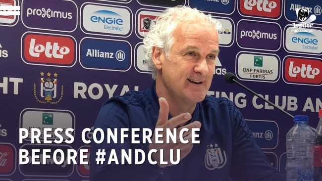 Embedded thumbnail for Persconferentie voor #ANDCLU