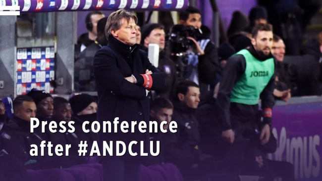 Embedded thumbnail for Press conference after #ANDCLU