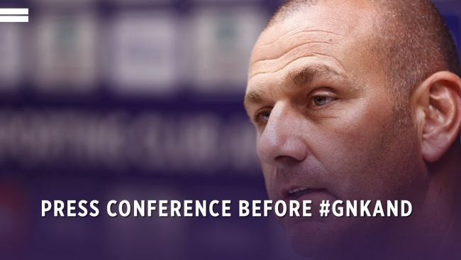 Embedded thumbnail for Press conference before #GNKAND