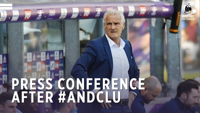 Embedded thumbnail for Persconferentie na #ANDCLU