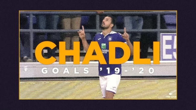 Embedded thumbnail for Chadli's goals '19-'20