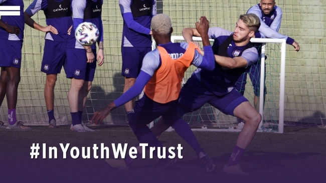 Embedded thumbnail for #InYouthWeTrust