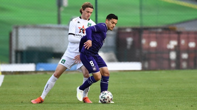 Embedded thumbnail for Friendly U21: RSCA 1-4 Cercle Brugge