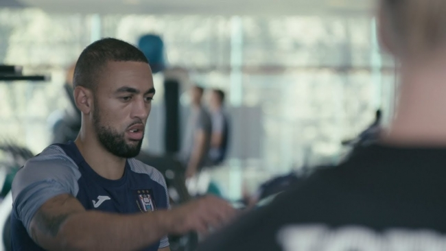 Embedded thumbnail for Kemar Roofe working on his recovery