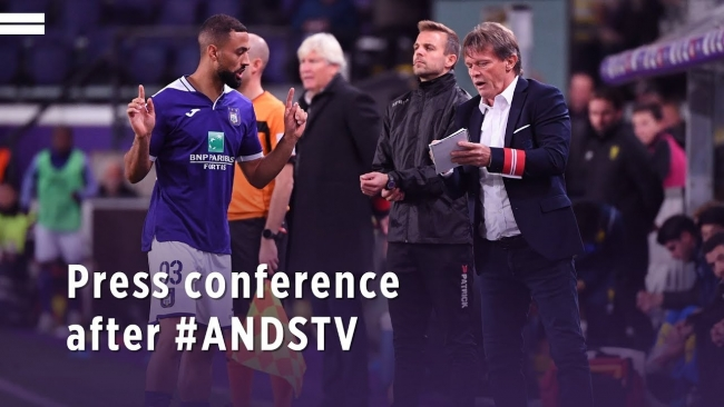Embedded thumbnail for Persconferentie na #ANDSTV
