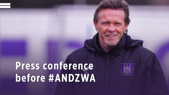 Embedded thumbnail for Press conference before #ANDZWA