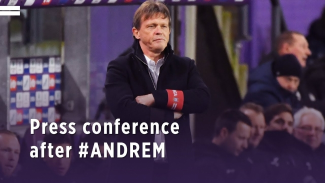 Embedded thumbnail for Press conference after #ANDREM