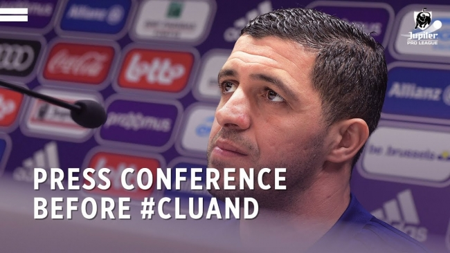Embedded thumbnail for Conférence de presse avant #CLUAND