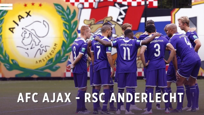 Embedded thumbnail for AFC Ajax 5-2 RSCA