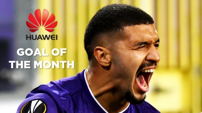 Embedded thumbnail for Huawei Goal of the Month for September!