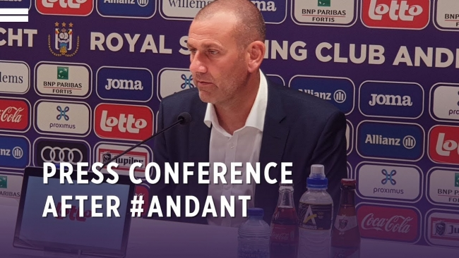 Embedded thumbnail for Press conference after #ANDANT